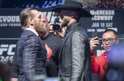 Jadwal Pertarungan Conor McGregor vs Donald Cerrone