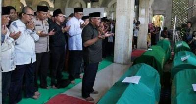 Korban Kecelakaan Bus di Subang Dapat Santunan dan Pengobatan Gratis dari Pemkot Depok