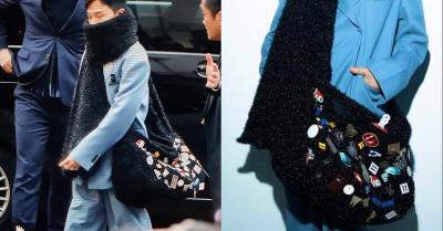 GDragon Big Bang Curi Perhatian Bawa Tas Super Besar di Paris Fashion Week 2020