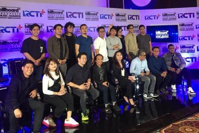 Daftar Lengkap Nominasi Billboard Indonesia Music Awards 2020