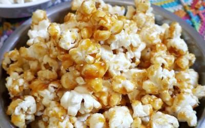Popcorn Brown Sugar Camilan Kekinian, Sekali Bikin Pasti Ludes!