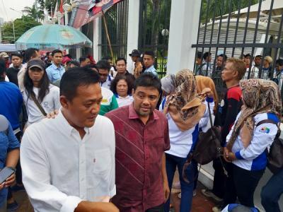 KSPI: Pembuatan Draf Omnibus Law Cipta Lapangan Kerja Tak Libatkan Buruh
