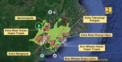 Pemerintah Diminta Pakai Karet Lokal Bangun Ibu Kota Baru