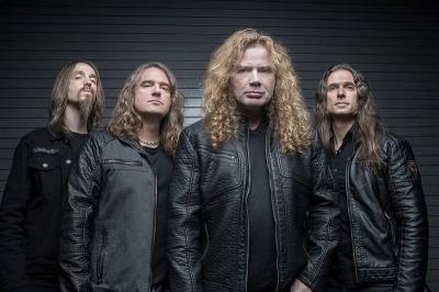 Sempat Vakum karena Kanker, Dave Mustaine Kembali Manggung Bareng Megadeth