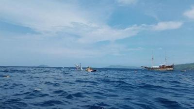 Fakta-Fakta Tenggelamnya Kapal Pengangkut Wartawan Istana di Labuan Bajo