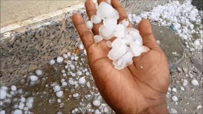 Fakta Hujan Es, Berukuran hingga 15 Cm dan Penyebab Tewasnya 250 Orang