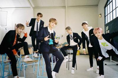 NCT Dream Pastikan Gelar Konser di Indonesia pada Maret Mendatang