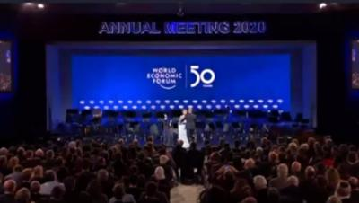 Para Penemu di Bidang Sains Hadiri World Economic Forum Annual Meeting
