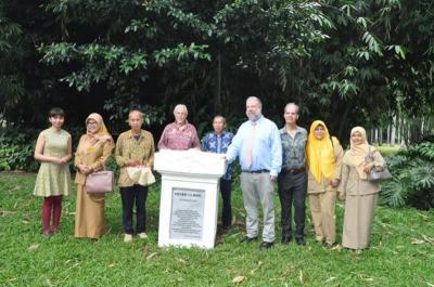 LIPI Hormati Ilmuwan Reptil Khas Indonesia Asal Jerman