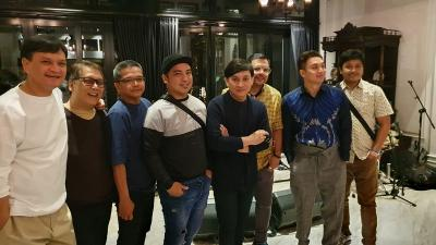 Ultah Ke-52 Tahun, Yovie Widianto Bocorkan Rencana Konser Kahitna