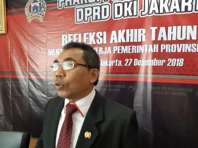 PDIP Dukung Langkah PKS Minta KPK Awasi Proses Pemilihan Wagub DKI