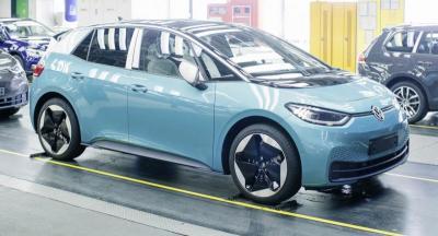Target Jual 1,5 Juta Mobil Listrik, Volkswagen Malah Belanja Saham Perusahaan China