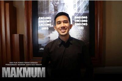 Film Makmum Sukses, Riza Pahlevi Angkat Cerita Ghibah