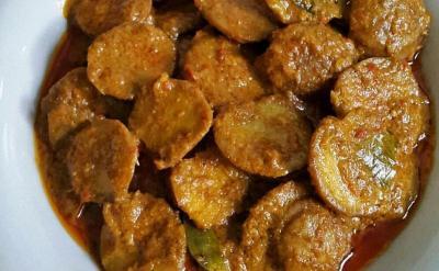 Bosan Makan Daging Rendang? Coba Pedasnya Kalio Jengkol Bikin Melek