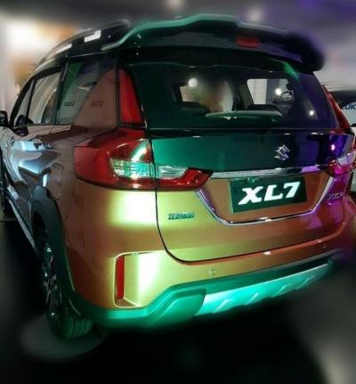 Berkapasitas Tujuh Penumpang, Suzuki XL7 Disebut Penuhi Suara Konsumen