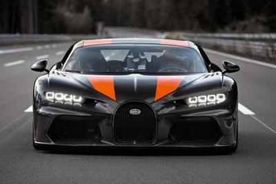 Bugatti Buka Peluang Wujudkan Rencana Bikin Mobil Perkotaan