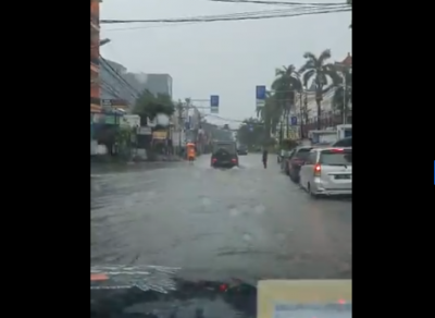 Diguyur Hujan Deras, Berikut Sejumlah Titik Banjir di Jakarta