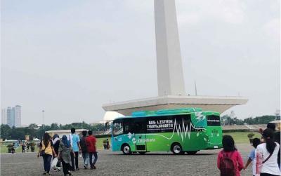 Mau Berwisata Akhir Pekan di Jakarta? Ini Cara Menuju Monas