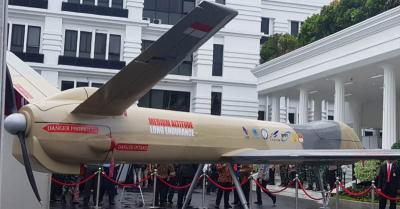 Drone PUNA MALE BPPT Diharapkan Perkuat Skuadron TNI AU