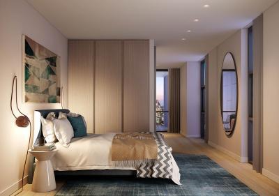 Warna Cat Kamar Tidur yang Cocok untuk Ruangan Sempit