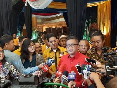 Hasto : Saat Jadi Anggota DPR, Saeful Staf Saya