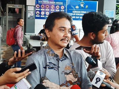 Polisi Dalami Laporan Roy Suryo terhadap Petinggi Sunda Empire