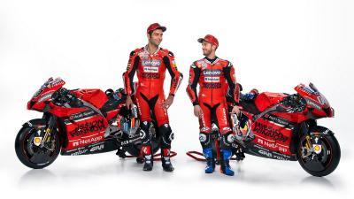 CEO Ducati Yakin Dovizioso dan Petrucci Tampil Fantastis di MotoGP 2020