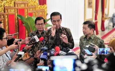 Ada Ibu Kota Baru, Jokowi: Bukan Sekadar Pindah Gedung, Tapi Sistem