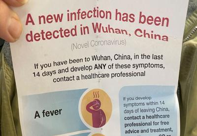 14 Orang di Inggris Raya Diperiksa setelah Muncul Gejala Virus Korona