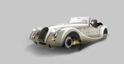 Rayakan Hari Jadi ke-70, Morgan Luncurkan Mobil Klasik Edisi Khusus