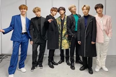 Anggap BTS Hanya Diperlakukan seperti Penari Latar, Fans Protes ke Grammy