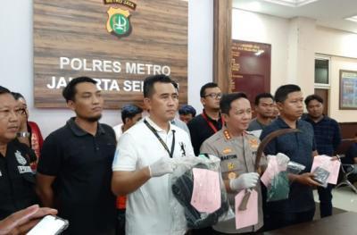 Begal Warteg Dicokok Polisi, Hasil Rampokan Buat Beli Narkoba