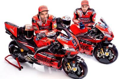 Sindir Honda, Bos Ducati: Kami Lebih Suka Bersaing dengan Dua Pembalap