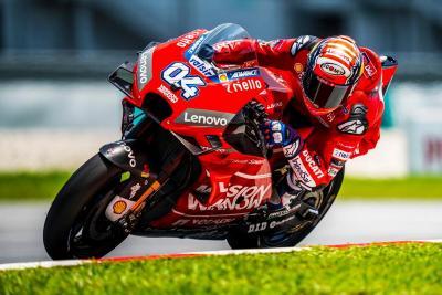 Faktor yang Jadi Perhatian Dovizioso demi Lebih Kompetitif di MotoGP 2020