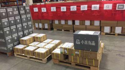 Sejumlah Perusahaan Teknologi China Bantu Perangi Virus Korona