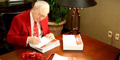 Warren Buffett Jadi Korban Investasi Bodong dengan Skema Ponzi