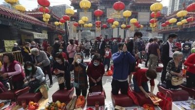 Kembang Api dan Parade Imlek di China Dibatalkan Gara-Gara Virus Korona Wuhan