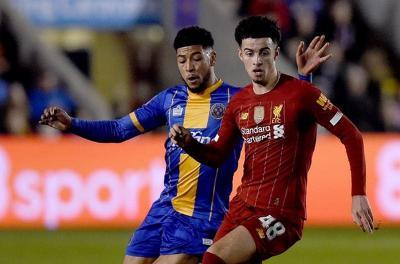 Shrewsbury vs Liverpool Imbang, Sam Ricketts Tak Gentar Hadapi Laga Ulang di Anfield