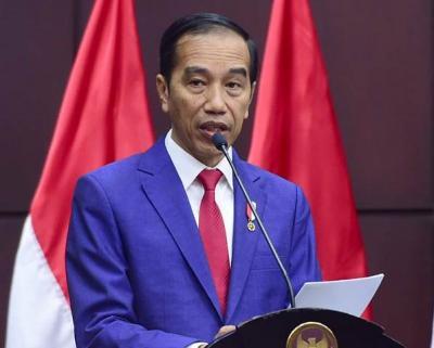Jokowi Dorong Sinkronisasi Sistem Hukum agar Lebih Adaptif dan Responsif