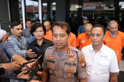 Komplotan Pembobol ATM Bekasi Ditangkap, Satu Buron