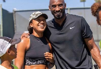 Naomi Osaka: Kobe Bryant adalah Kakak, Mentor, dan Inspirasi Saya