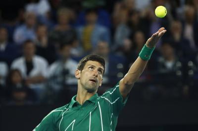 Djokovic Tantang Federer di Semifinal Australia Open 2020