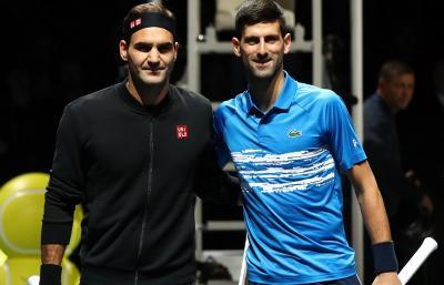 Komentar Djokovic soal Pertemuannya dengan Federer di Semifinal Australia Open 2020
