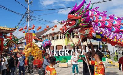 Begini Cara Kota Singkawang Amankan Festival Cap Go Meh dari Ancaman Virus Korona Wuhan