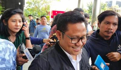 Diperiksa KPK 5 Jam, Muhaimin Iskandar Dicecar Banyak Pertanyaan