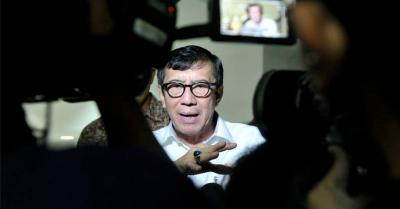 Ombudsman Ogah Bergabung di Tim Independen Kasus Harun Masiku, Ini Kata Yasonna