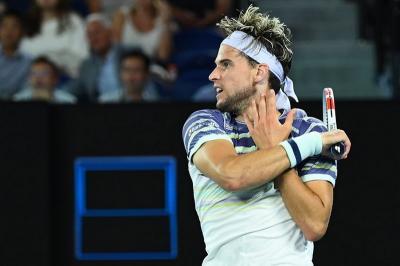 Taklukkan Nadal, Dominic Thiem Melaju ke Semifinal Australia Open 2020