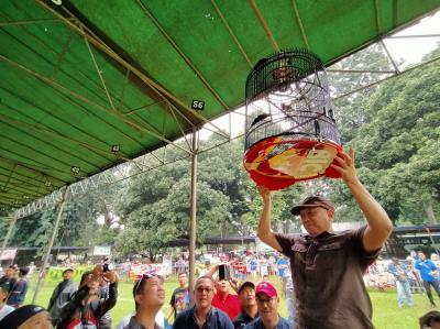 Menkop Kaget Perputaran Bisnis Burung Kicau Capai Rp1,7 Triliun