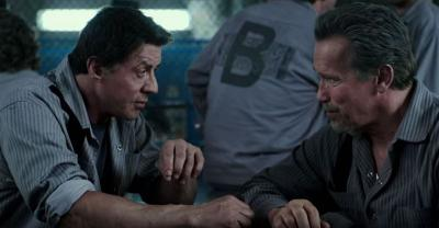 Sinopsis Escape Plane, Sylvester Stallone dan Arnold Schwarzenegger Kolaborasi Keluar Penjara