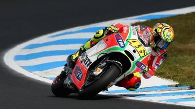 Domenicali Bantah Kabar Kembalinya Rossi ke Ducati